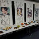 Vernissage Wohnzimmer Schwabencenter - das Buffet