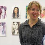 Vernissage Wohnzimmer Schwabencenter - Peggy Rustler