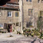 Historisches Haus mit Töpferei in Naumburg