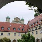 Augsburg Open: Klostergarten Maria Stern