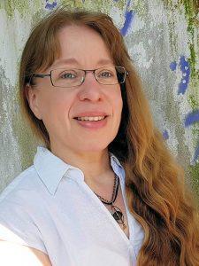Peggy Rustler - Aquarelle und Zeichnungen - Portraitfoto